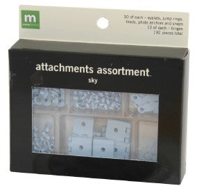 Attachment Assortment - Sky