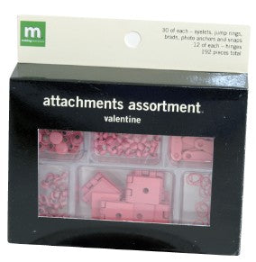 Attachment Assortment - Valentine