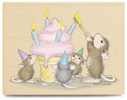 Mice Cream Celebration