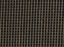 Magic Mesh - Gold Fine Weave