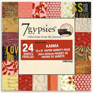 12 x 12 Variety Pack - Journey - Karma