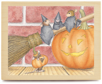 Betwitching Pumpkins