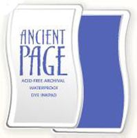 Ancient Page Ink Pad - Lavender