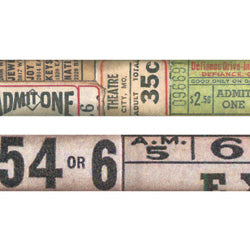 Tim Holtz Idea-ology - Tissue Tape - Market Place
