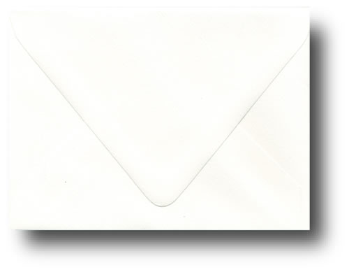 A2 White Envelopes