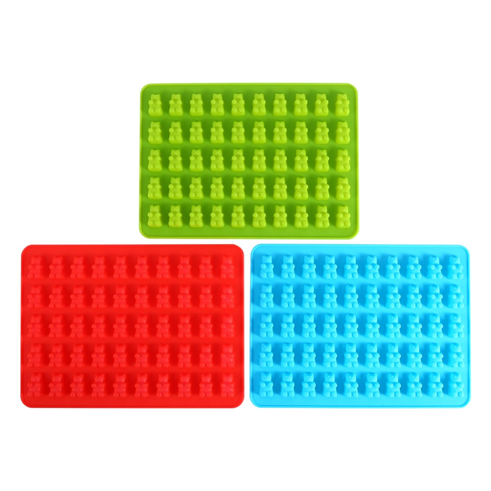 Gummy Bears Silicone Mold