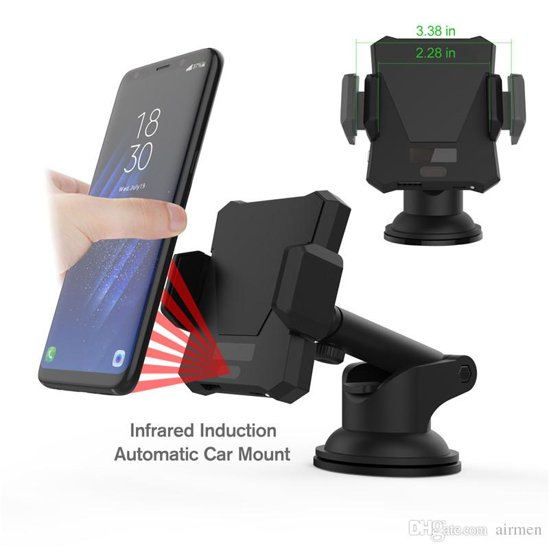 Full Auto Wire Charging Mobile Mount – 5to9vivid