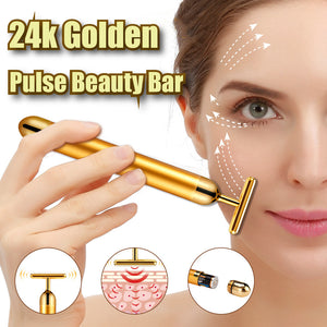 24k Golden Pulse Beauty Bar