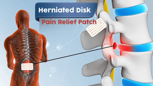 Herniated Disk Pain Relief Patch