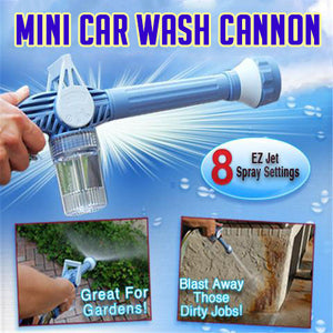 Mini Car Wash Cannon