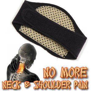 Magnetic Therapy Neck & Shoulder Belt