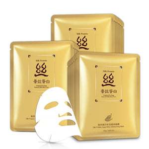 Silk Protein Hydrating Treatment Mask