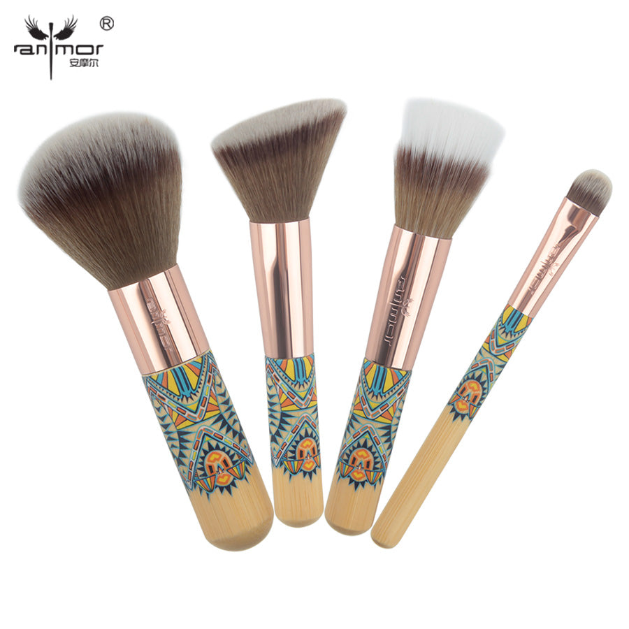 Travelling Makeup Brushes Set