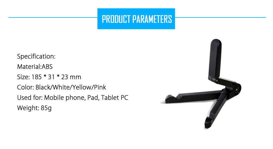 Compact Tablet Phone Holder