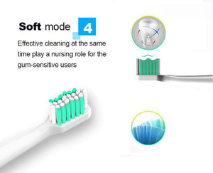 Ultrasonic Electric Toothbrush