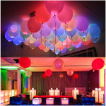 Colorful Illuminated LED Balloon