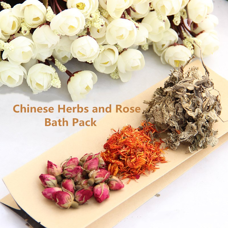 Chinese Herbs Detox SPA Bag