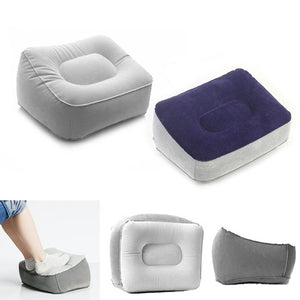 Portable Inflatable Foot Rest