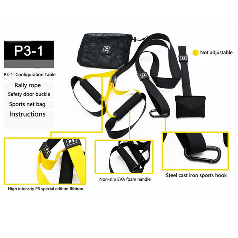 Portable Fitness Workout Set