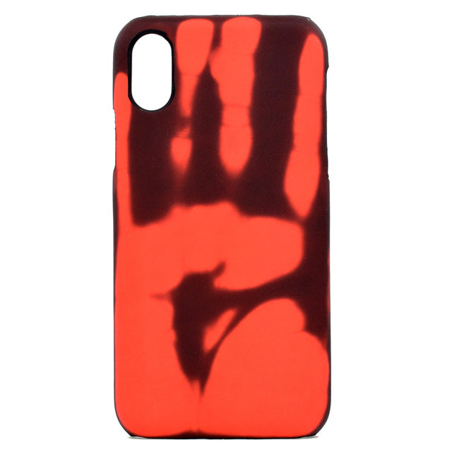 Magical Thermal Induction Phone Case