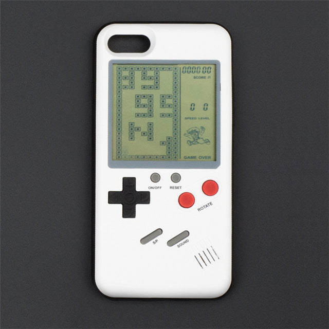 Playable Gameboy iPhone Case