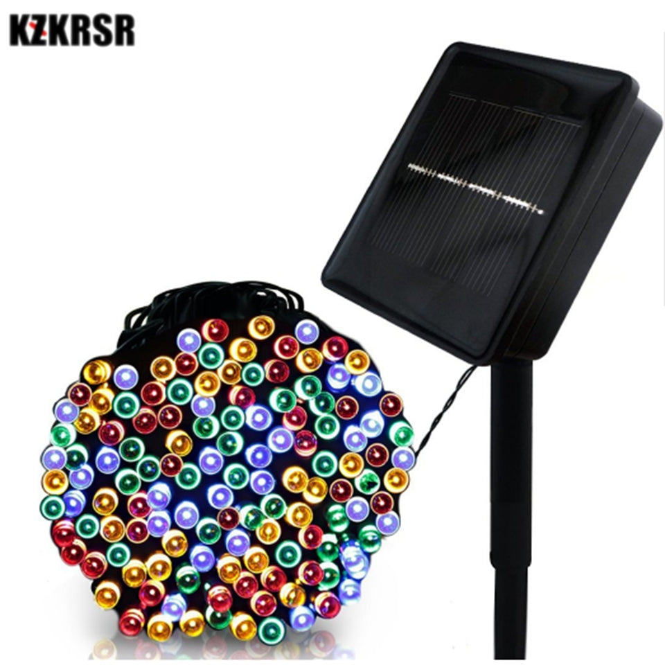 Waterproof Outdoor Solar LED Lights