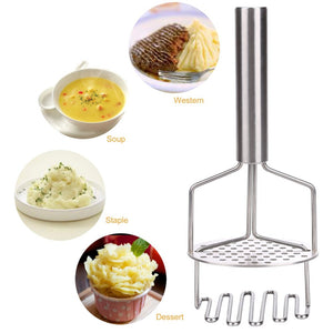 Dual-Action Potato Masher & Ricer