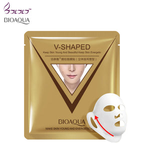 Collagen V-Shape Face Lifting Mask