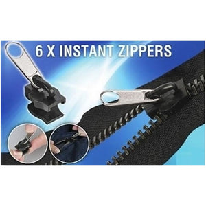 Universal Instant Zipper Fix