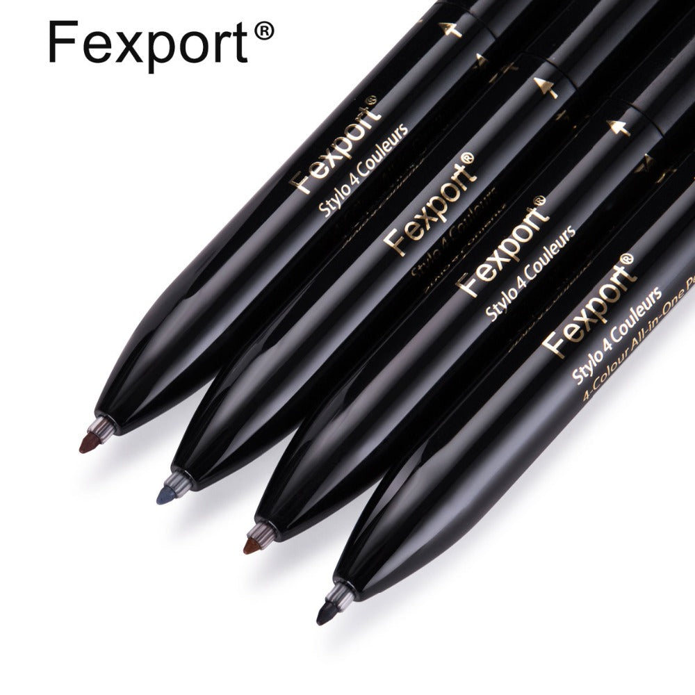 Four-in-One Cosmetic Pen
