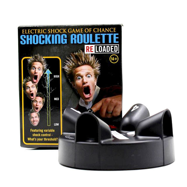 Electric Shock Roulette