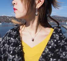 Load image into Gallery viewer, Spring Sunray Necklace 三春晖项链