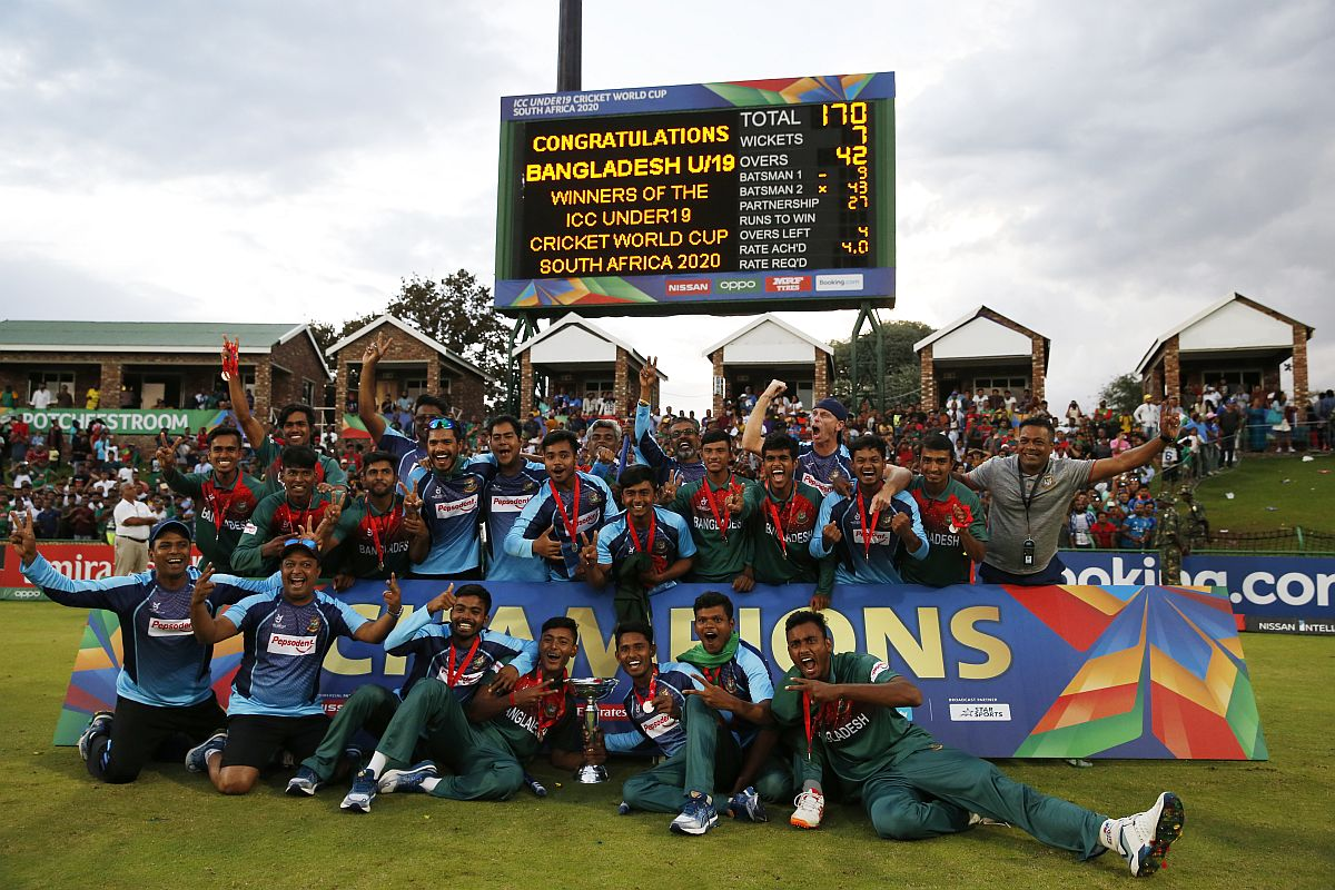 Bangladesh Wins The Unforgettable U-19 World Cup!