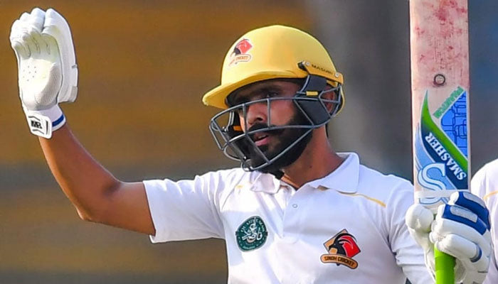 Fawad Alam's Return To Test Cricket