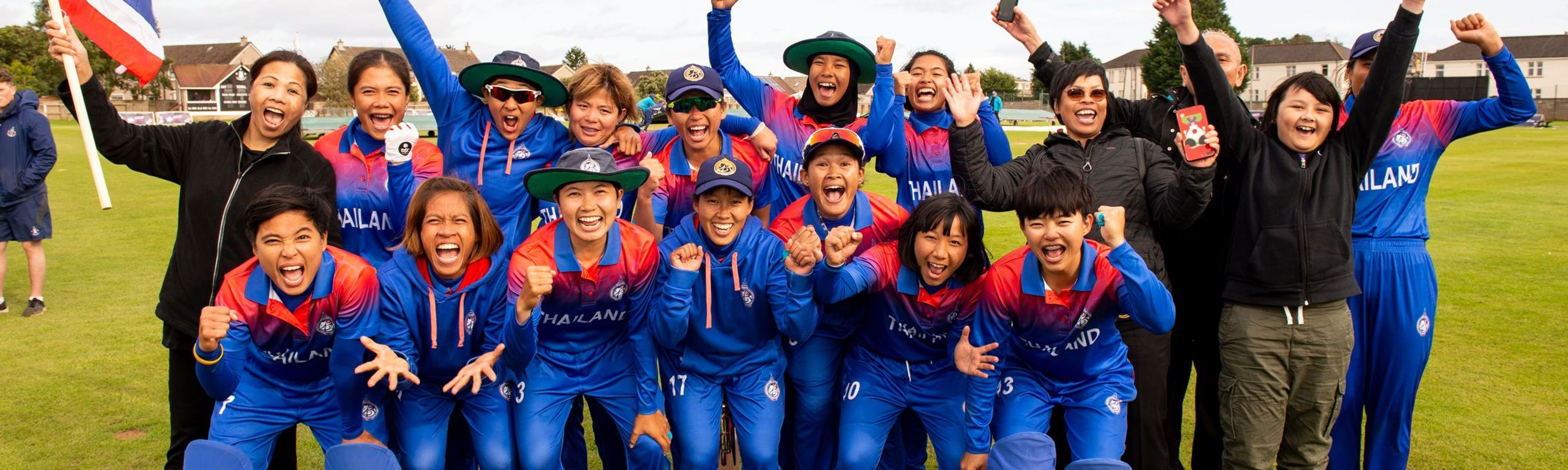 ICC T20 Women's World Cup kick off!
