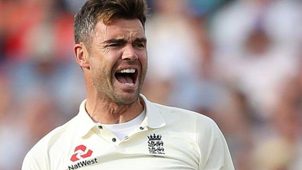 James Anderson's Memorable Career Moments