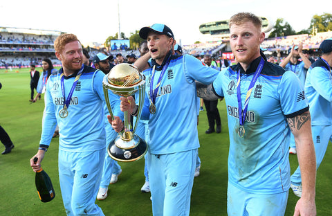 England team wins 2019 Cricket World Cup