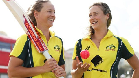 Ellyse Perry and Skipper