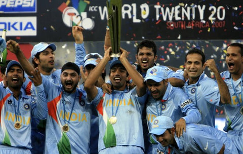 India crowned inaugural T20 World Cup 2007