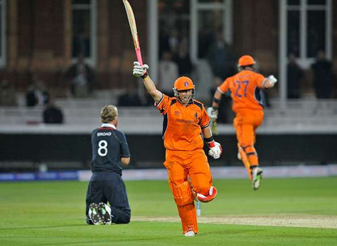 Netherlands stunned England in T20 World Cup 2009 opener
