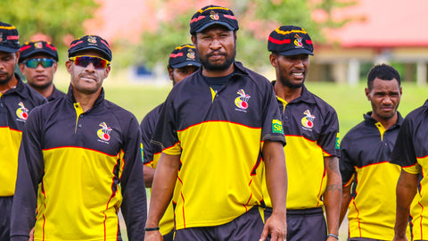 Papua New Guinea qualify for World T20 2020