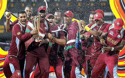 West Indies crowned T20 World Cup 2016
