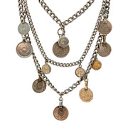 BANK STATEMENT • Multichain Coin Necklace