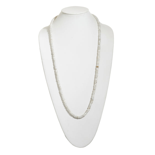 "HARPER HALLAM • ""Can't Steal My Sunshine"" White Sapphire Necklace"