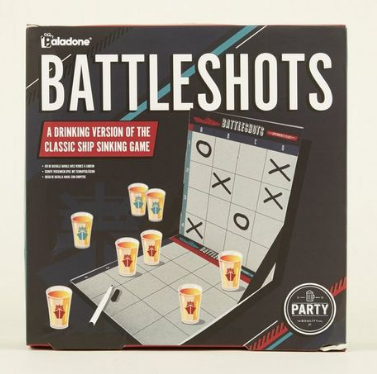 Battle Shots Game