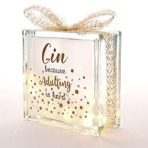 Gin Light Box
