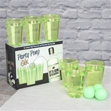 Gin and Tonic Party Pong