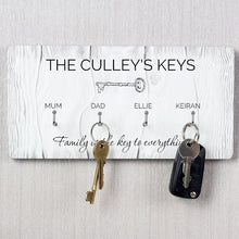 Load image into Gallery viewer, Personalised Key Hooks