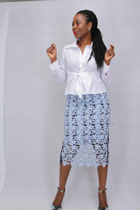 Melia Oma Lace Skirt