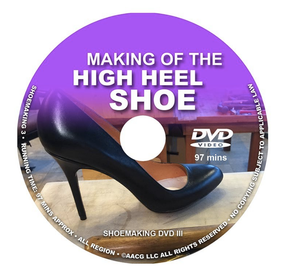 Marcell Mrsan DVD: MAKING OF THE HIGH HEEL SHOE